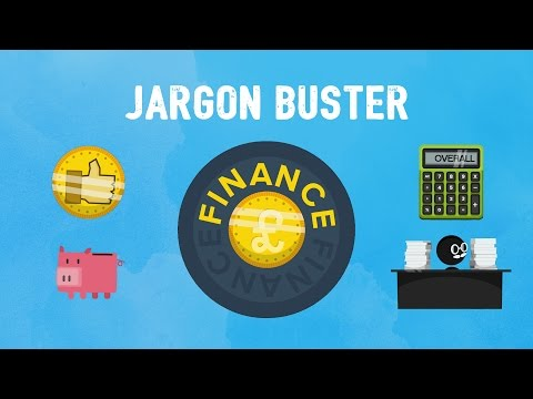 Finance   Jargon Buster   Out Of The Box