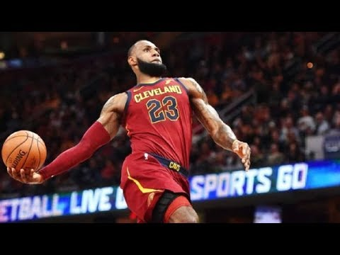 NBA Best Dunks 2017-2018
