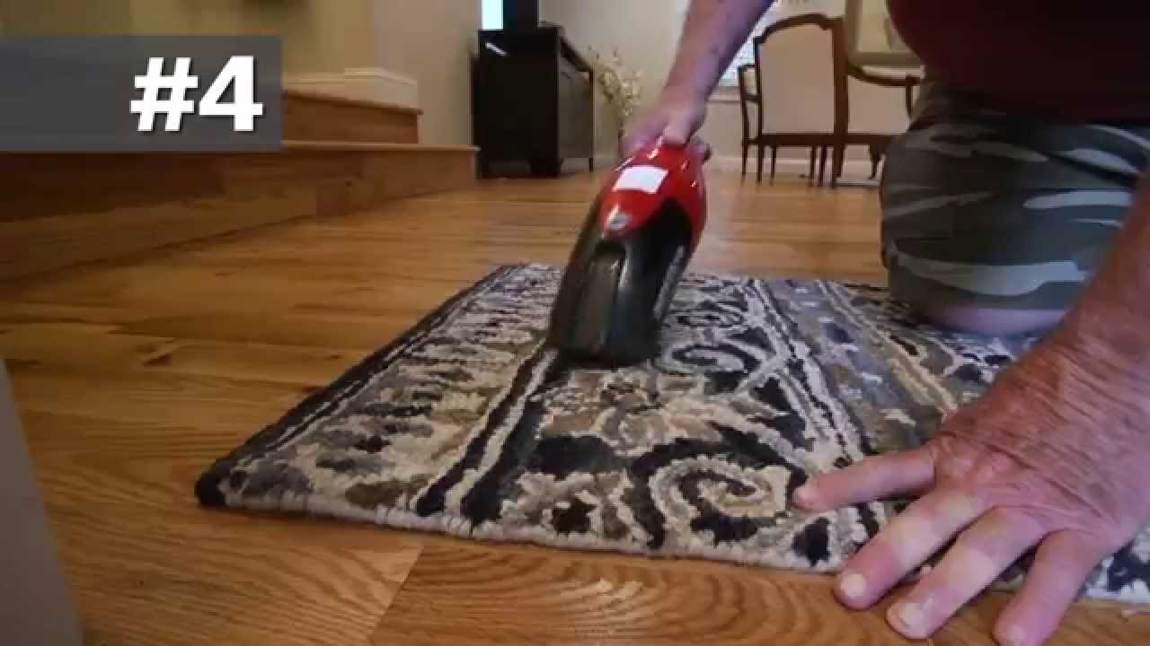 How To Remove Stains From Carpet Home Hack Youtube