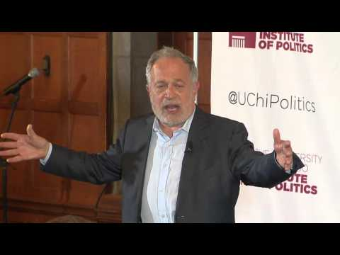 Saving Capitalism with Former Secretary of Labor Robert Reich
