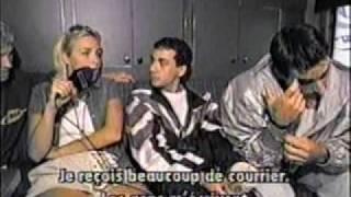Le délire avec les Backstreet Boys - August 1996- Part 2/3