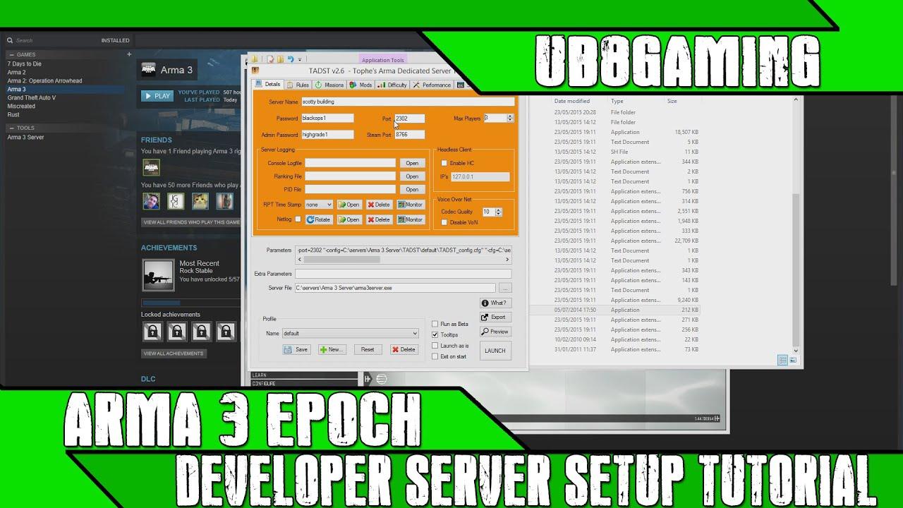 Ark dedicated server erstellen pc w