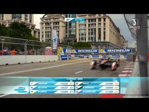 Formula E 2014  Round 2  Putrajaya  Race