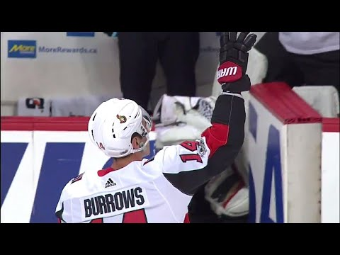 Burrows honoured in Vancouver, gets standing ovation