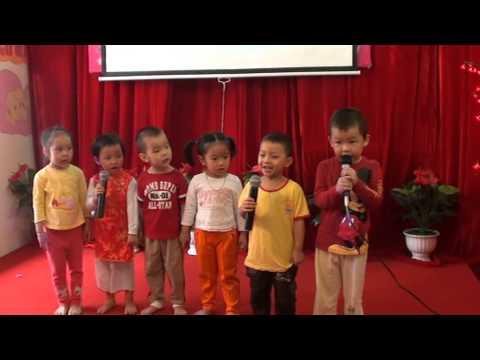 Lớp Mẫu giáo Bé cơ sở 1 gửi tặng thầy cô bài thơ
