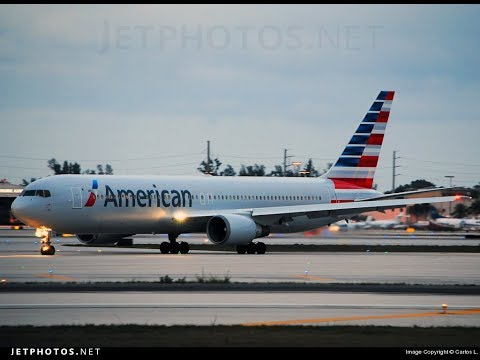 X Plane 11 Landing Guarulhos SBGR Boeing 767 300ER