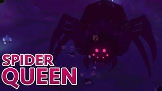 Aranha rainha BOSS FIGHT | ROBLOX Vesteria