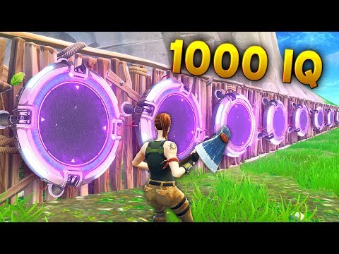 1000 IQ LAUNCH PAD..!!! |Fortnite Funny and Best Moments Ep.47 (Fortnite Battle Royale)