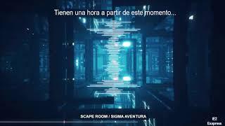 SCAPE ROOM / SIGMA AVENTURA