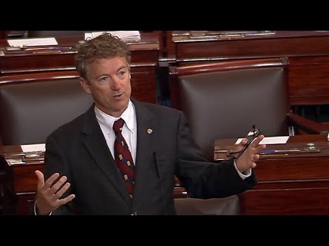 Rand Paul Stands Against the Patriot Act