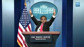 White House April Fools' Day Video