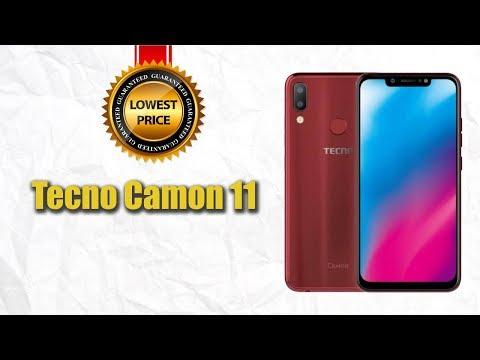 Repeat Huawei Y7 Prime 2019 vs TECNO Camon 11 Comparison by Techweez