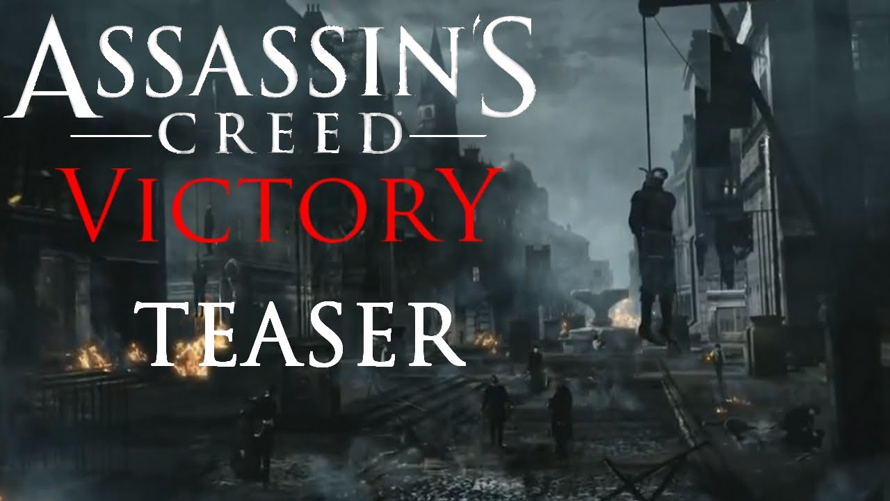 Assassin's Creed Syndicate - Teaser [Fan Made] - YouTube