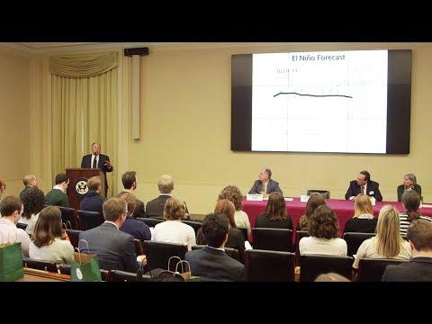 Impacts of El Niño on the U.S. - UCAR Congressional Briefing 2015
