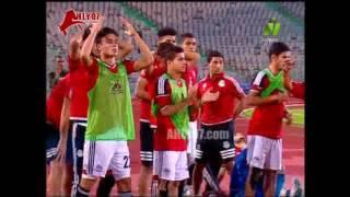 شاهد جميع ركلات ترجيح منتخب مصر للشباب امام رواندا التصفيات المؤهلة لأمم افريقيا 10 يونيو 2016