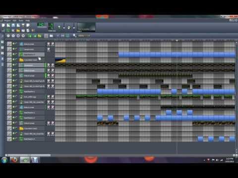 NEW ERA a rap instrumental i made using linux multi media studio.