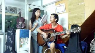tinh yeu o lai - minh thuy - guitar
