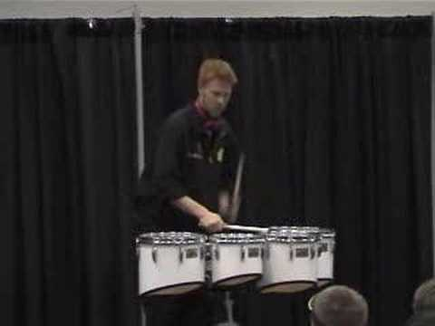 Mike Hodges 2003 PASIC Tenor Solo
