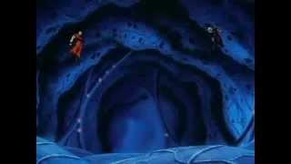 Goku and Vegeta vs Gohan Gotenks and Piccolo