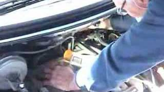 2000 Mazda MPV IAC Valve Replacement