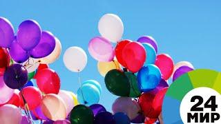 Не хлебом единым: изюминкой фестиваля еды в Душанбе стал праздник воздушных шаров - МИР 24