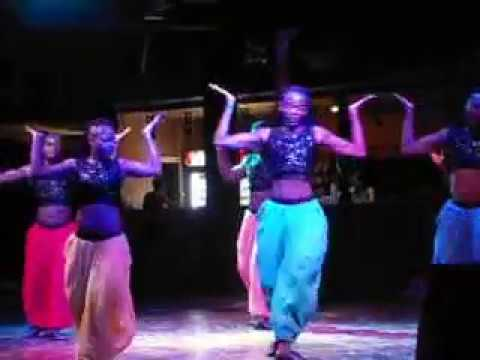 африканские танцы от dgek keer