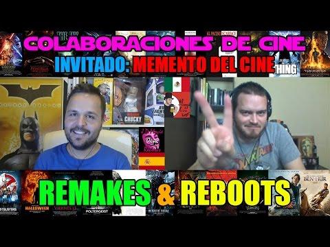 Remakes & Reboots - John Doe & Memento del Cine - REVIEW - CRÍTICA - Star Wars - Ghostbusters