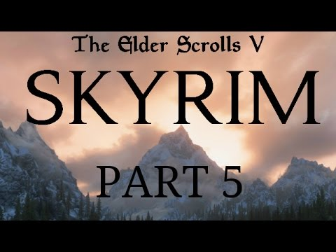 Skyrim - Part 5 - A Mammoth Undertaking