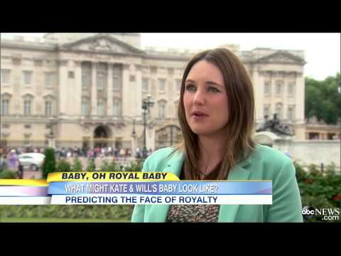 Royal Baby Due Date Predictions   Mp  Mp   Gp Gratis Kate Middleton Pregnant  Forensic Artist Predicts What Royal Baby Will Look Lik