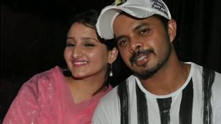 Sreesnth wife ,family facts and lifestyle of unknown facts of Sreesanth
