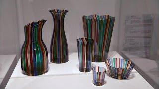 The art of Murano glass