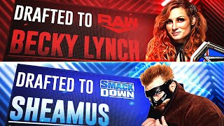 WWE DRAFT 2021 NIGHT TWO WWE RAW 10 4 21 Results Review