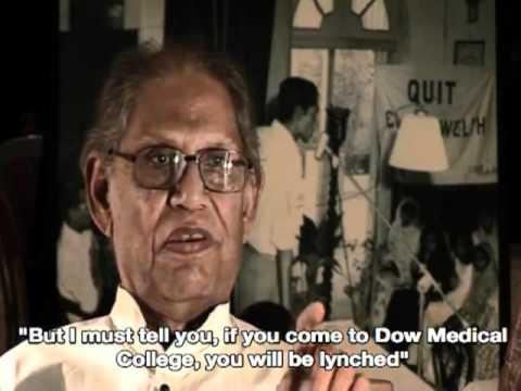 International Student Movement - documentary on Democratic Students Federation 1949-54 (Pakistan)