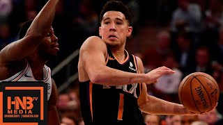 Phoenix Suns vs New York Knicks Full Game Highlights | 12.17.2018, NBA Season