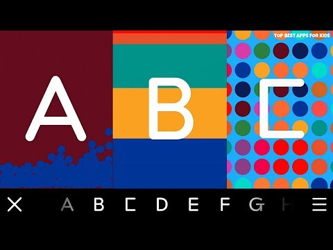 Bubl ABC 🎶 A musical way to learn the alphabet for Kids - iOS App