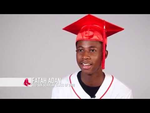 2015 Red Sox Scholars Induction Ceremony