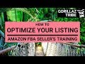 How to Optimize your Amazon Product Listing Completely FREE!