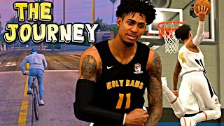 NBA 2K20 MyCAREER: The Journey #8 - END OF THE YEAR AWARDS! GOING CRAZY IN THE HIGH SCHOOL PLAYOFFS!