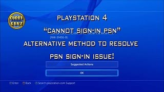 Cannot Sign-In PSN (PS4). Resolved (OpenWRT). NW-31247-7.