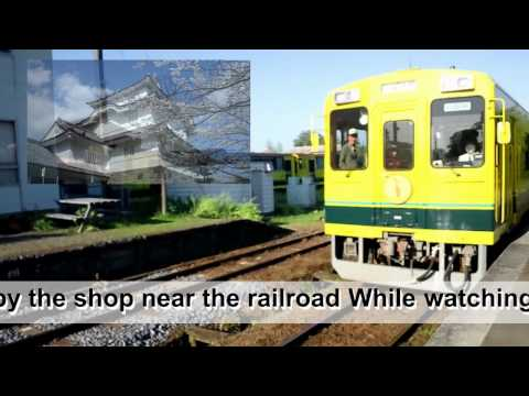 Local railway in Chiba Prefecture (Japan)