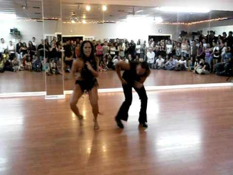 Island Touch Dance Academy's Special Guests, Griselle Ponce & Jayson Molina