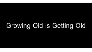 Growing Old is Getting Old - Silversun Pickups [Lyrics] (HD)