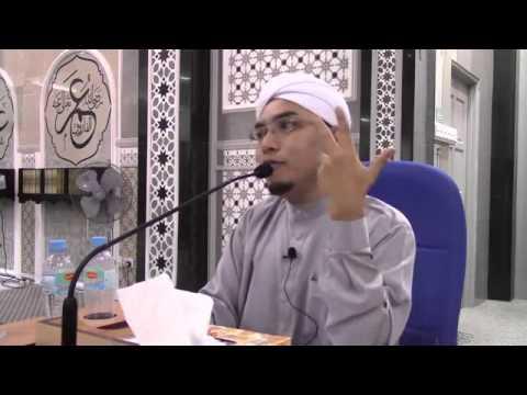 Ustaz Hafizal Abu Hassan - Pemuda Pembawa Panji Hitam