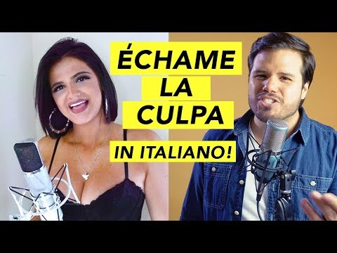 Luis Fonsi, Demi Lovato - Échame La Culpa (Italian Version Cover) - Josè Martin, Iliana Incandela