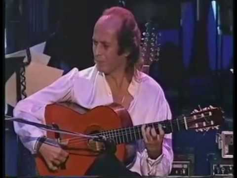 Paco De Lucia - Flamenco at Expo, Sevilla