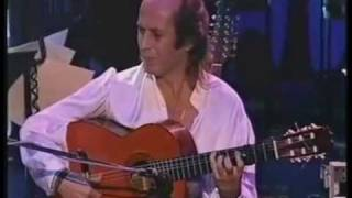 Paco De Lucia - Flamenco at Expo, Sevilla