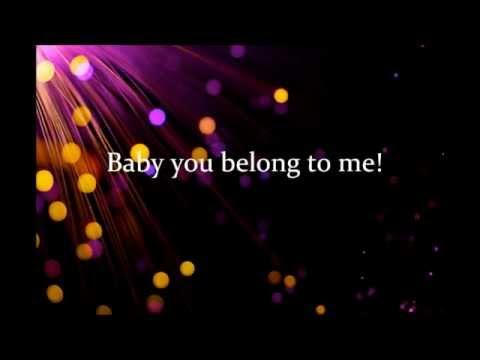 You Belong To Me - Tyler James Williams Lyrics