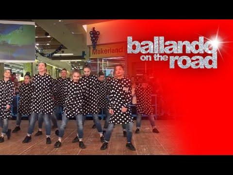 Ballando on the Road - MONZA: Hip hop crew