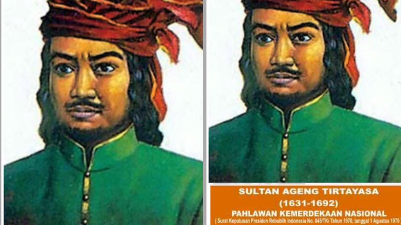 Gambar Pahlawan Sultan Ageng Tirtayasa