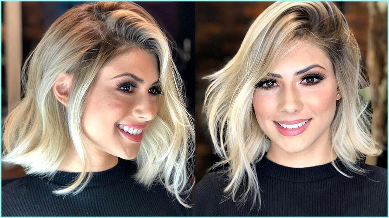 2019 Renkli Kısa Saç Modelleri